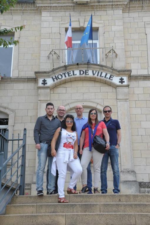13 juillet La délégation italienne