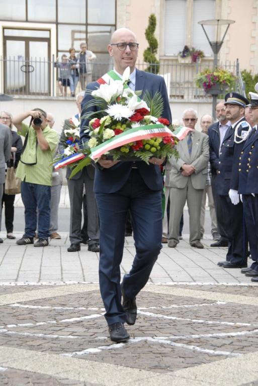 M. Massimiliano Presciutti - Sindaco de Gualdo Tadino
