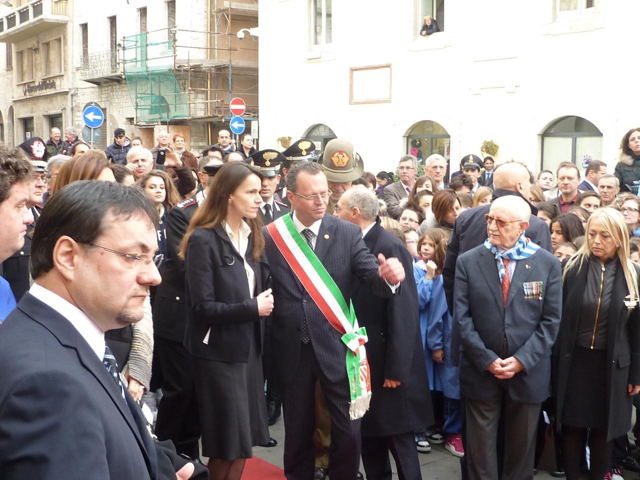 2012 11 Aurélie Filippetti à Gualdo  (12)