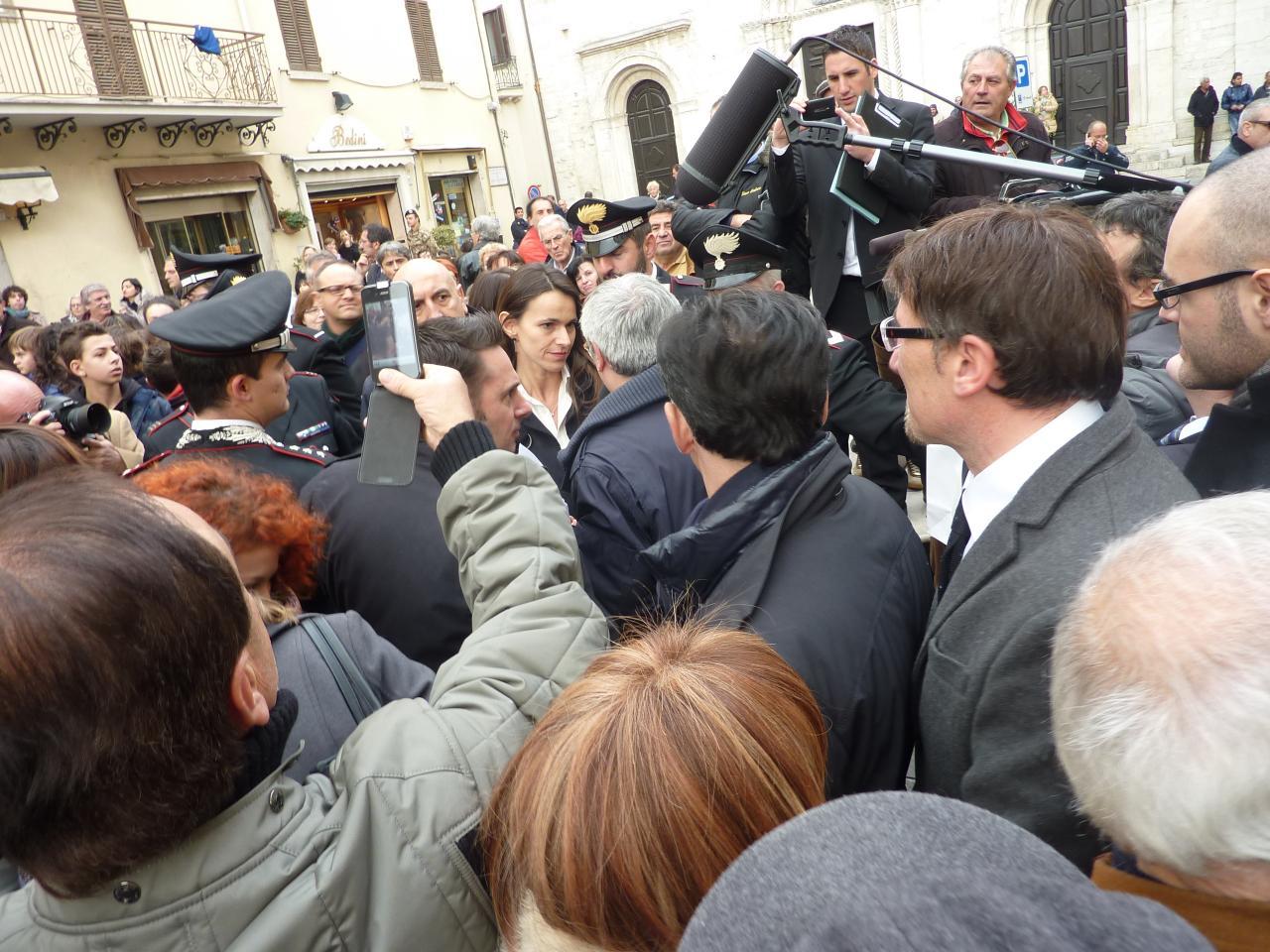2012 11 Aurélie Filippetti à Gualdo  (5)