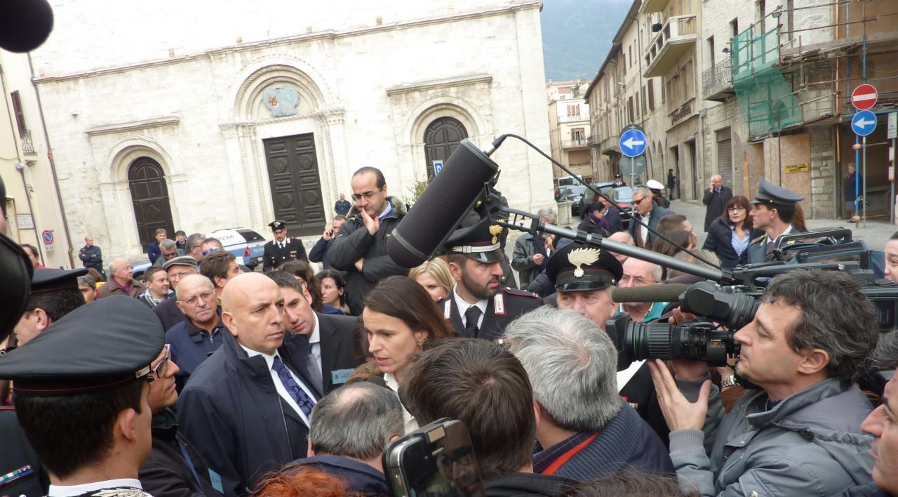 2012 11 Aurélie Filippetti à Gualdo  (8)