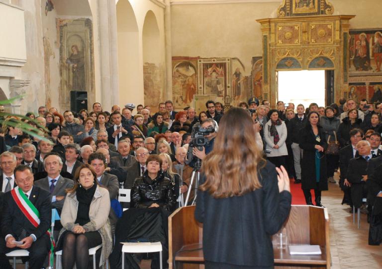 2012 11 Cérémonie 1