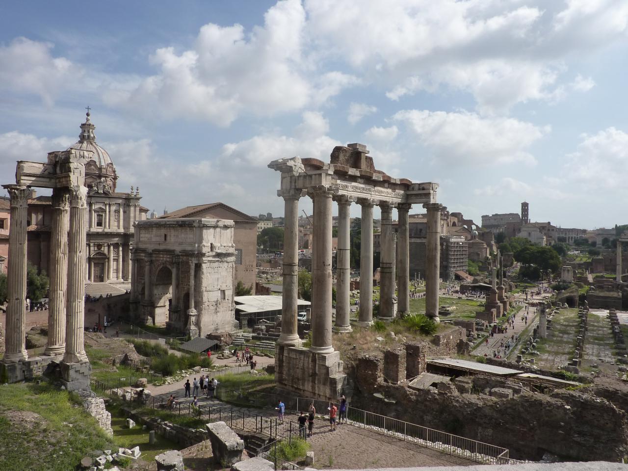 2012 - Voyage Sirmione Rome Gualdo