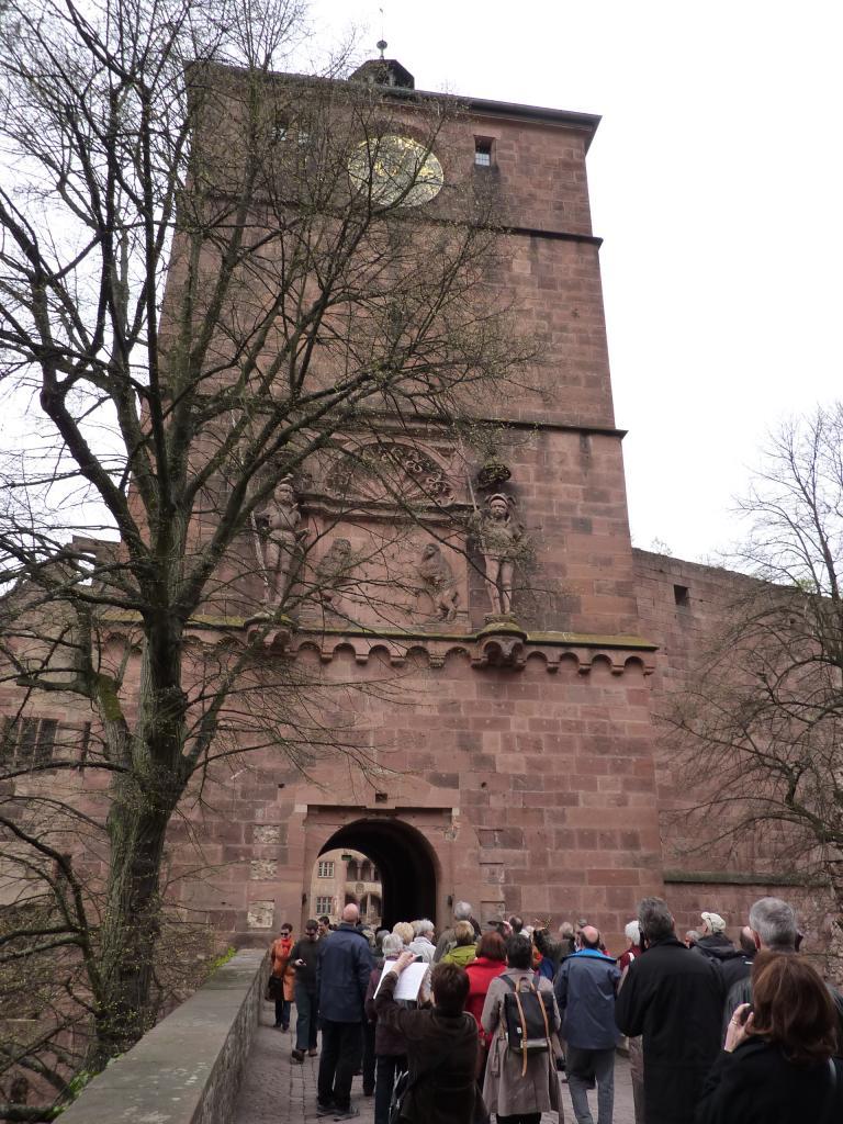 Heidelberg- Le Château