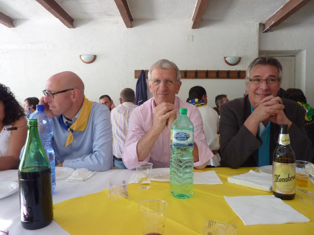 2014 09 - Délégation à Gualdo