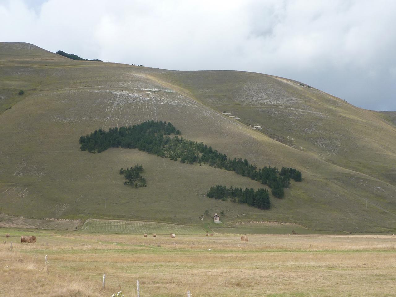 2014 09 - Délégation à Gualdo - Castellucio di Norcia