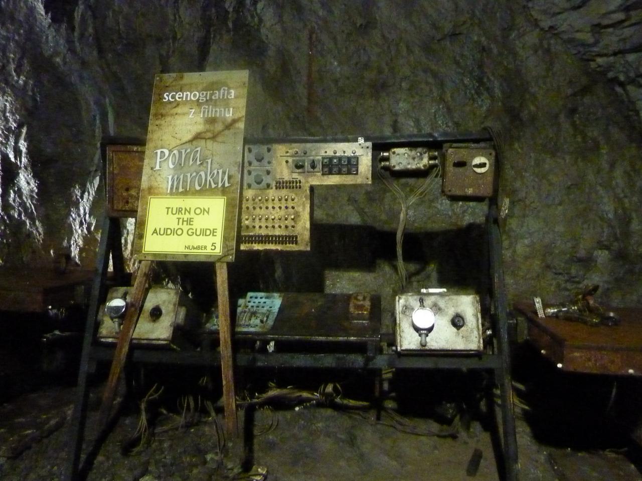 2014  - Ville souterraine d'Osowka