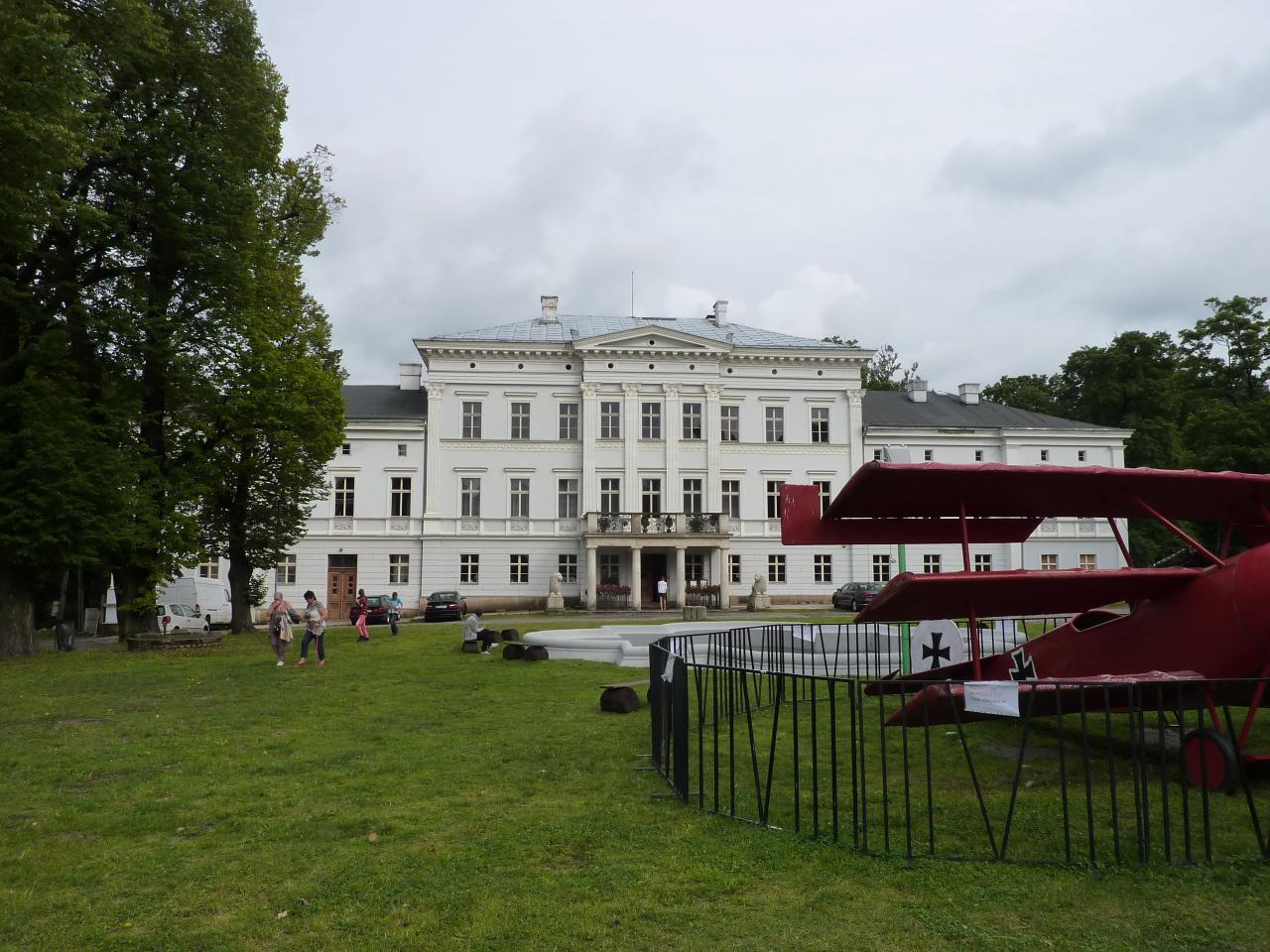 2014 - Chateau de Jedlina Zdroj