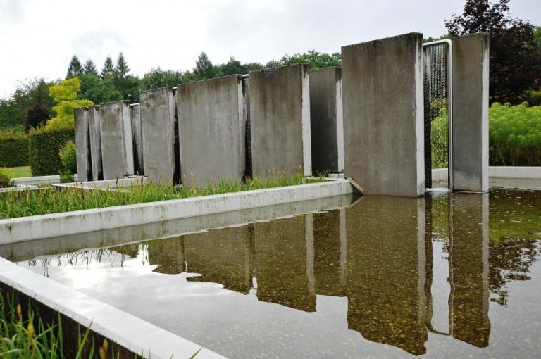 2014 Le Jardin des sens à Merzig en Allemagne  (10)
