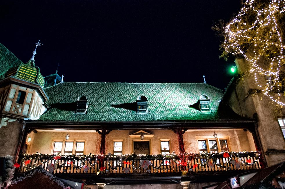 Koïfhus - Marché de Noël Colmar