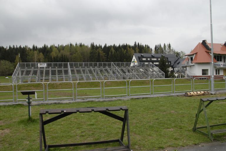 Site du  Biathlon