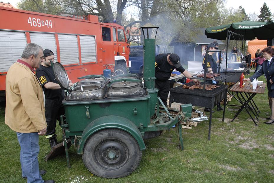 Exhibition des pompiers