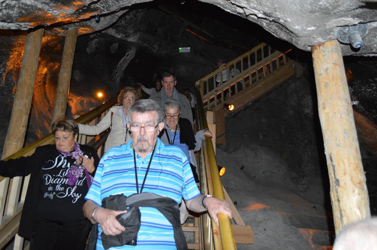 2015 La Mine de Sel de Wieliczka