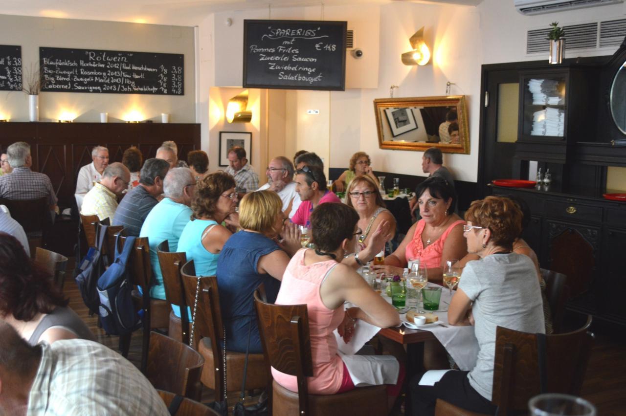 2015 - Vienne - Restaurant Fuerich