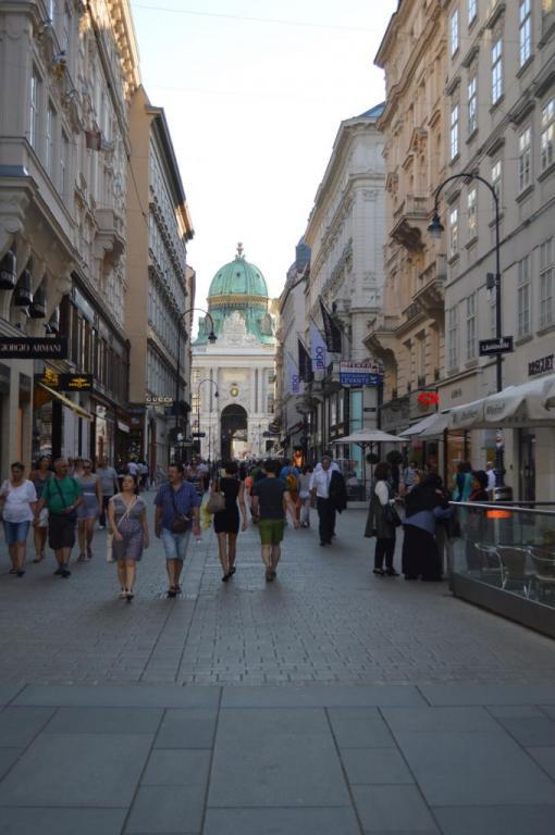 2015 - Vienne - Place Kohlmarkt