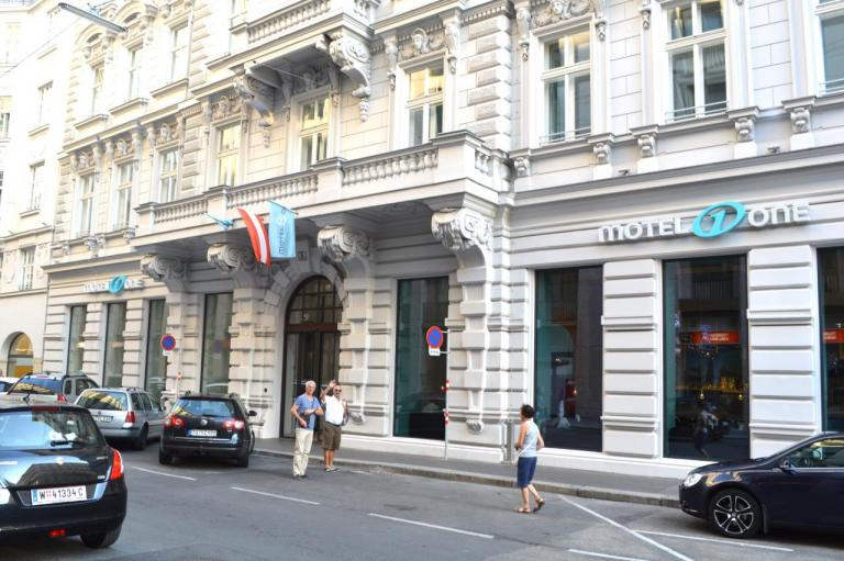 2015 - Motel One à Vienne