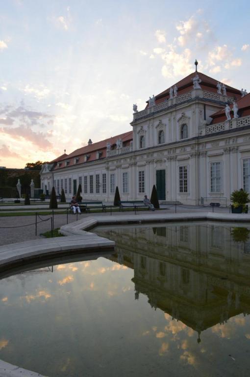 2015 - Vienne - Le Belvédère