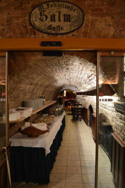 2015 - Vienne - Restaurant Salm Braü