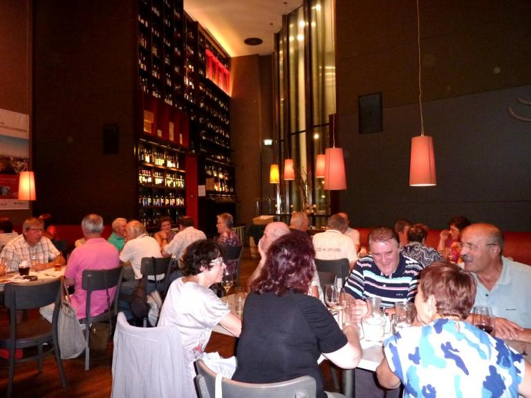 2015 - Vienne - Restaurant Augustinerkeller