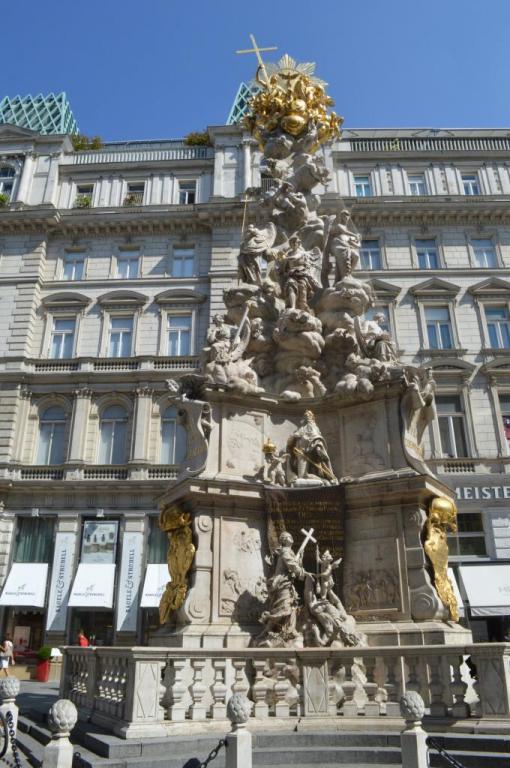 2015 - Vienne - Le Graben Colonne de la Peste