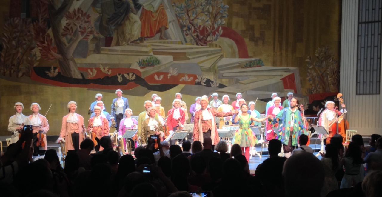 2015 - Opéra de Vienne