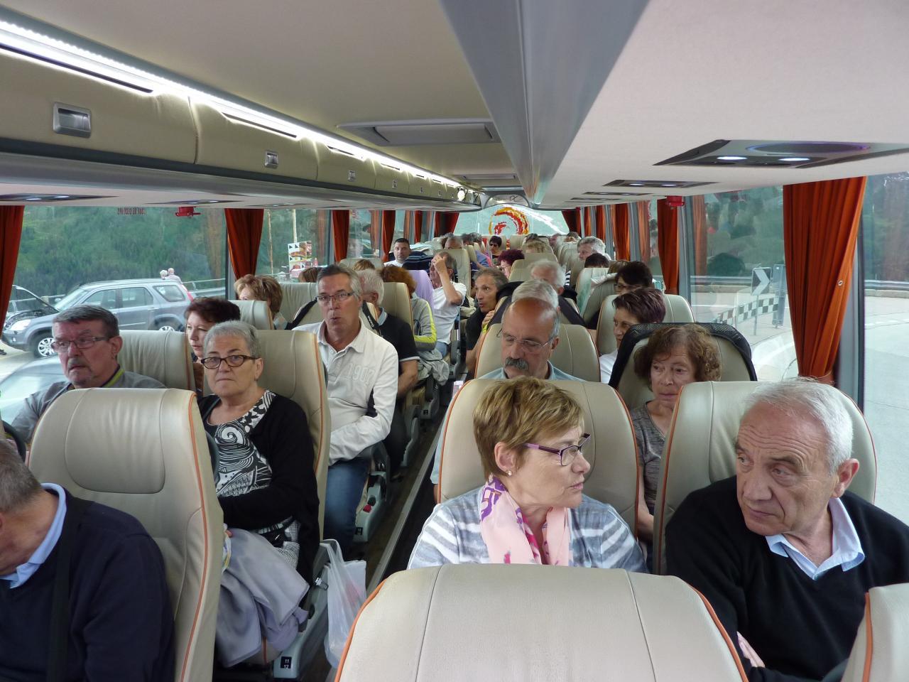En autocar
