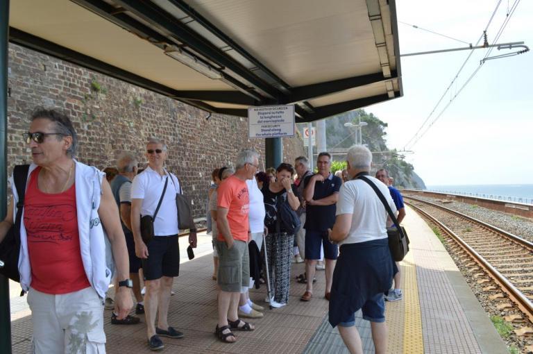 Gare Manarola Monterosso