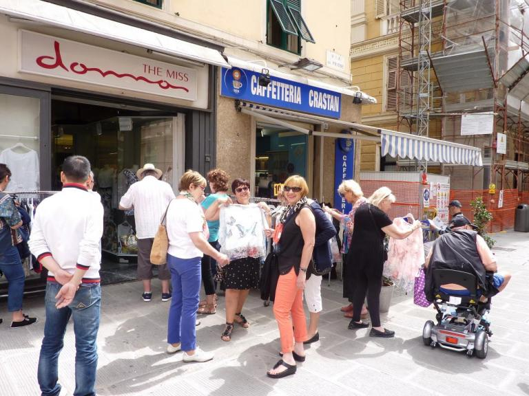 La Spezia - Shopping