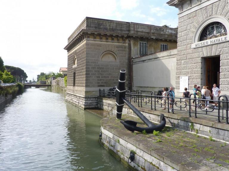 La Spezia  Musée naval