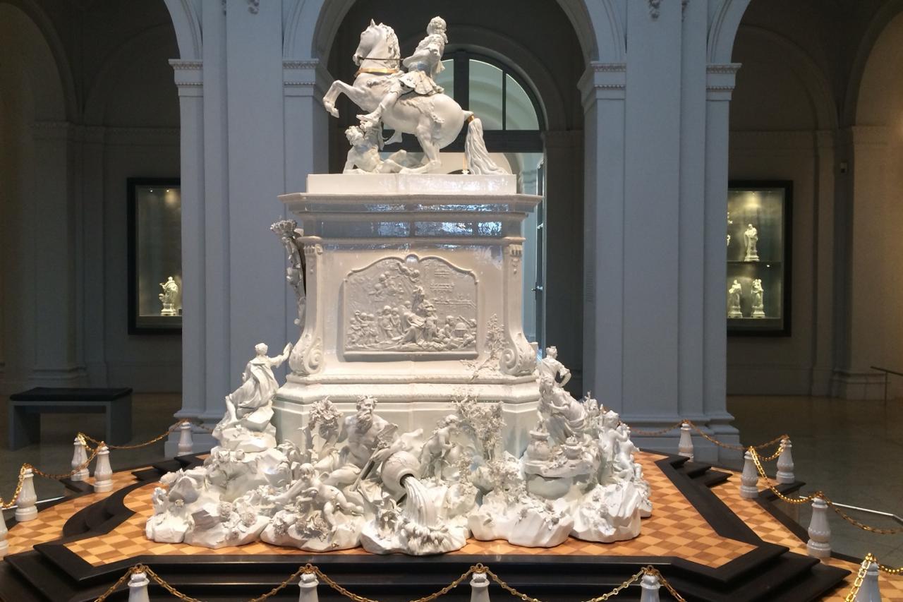 2017 Musée de la porcelaine