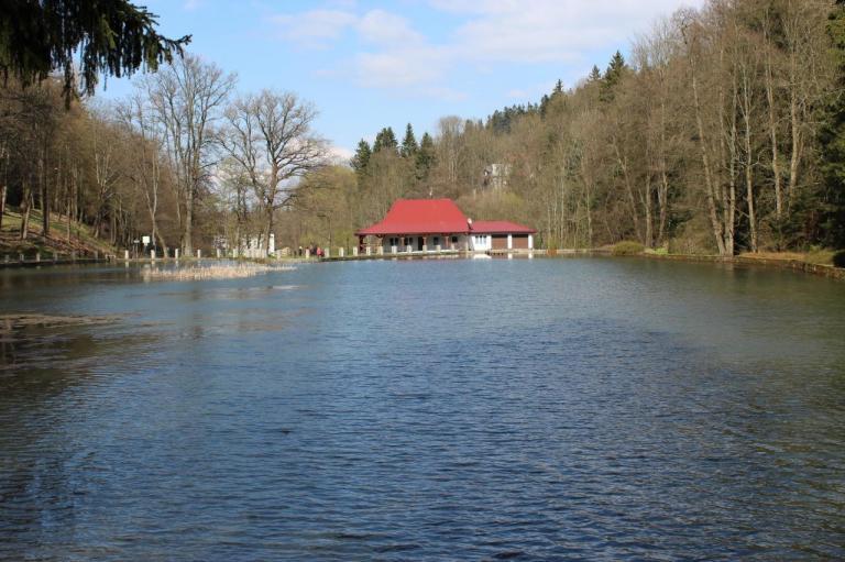 2017 Séjour Duszniki - L'étang noir