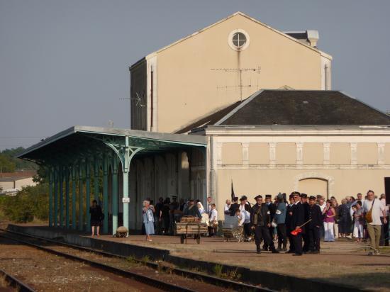 Gare de Loudun