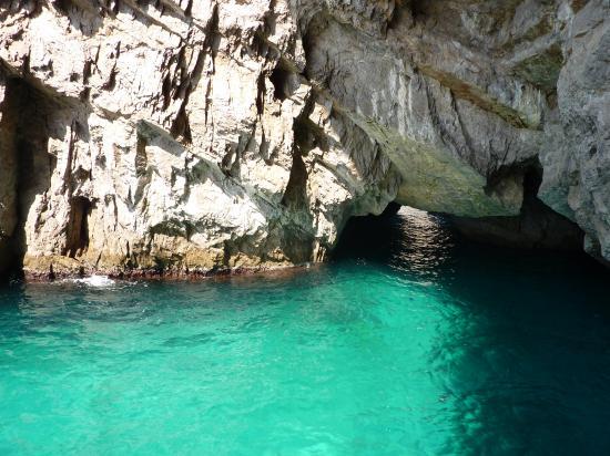 La Grotte Verte