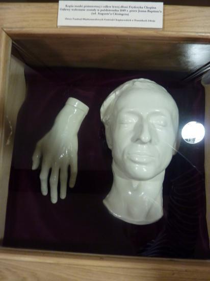 Le masque de Chopin