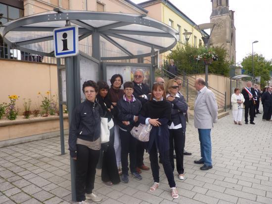 Délégation italienne