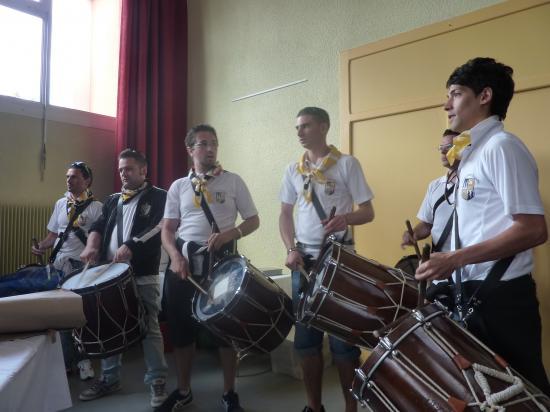 """Les 'Tamburini"""" de Gualdo Tadino"""