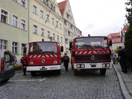 2009 - Pompiers à Duszniki Zdroj