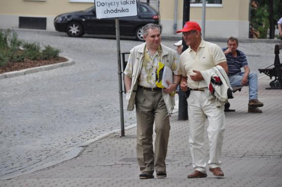 Piotr  et Jan