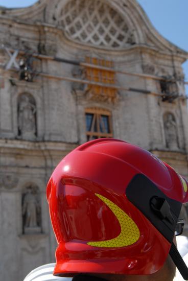 2010 - L' Aquila, la ville sinistrée