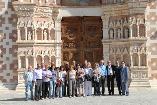"""Basilique de """"Santa Maria di Collemaggio"""""""