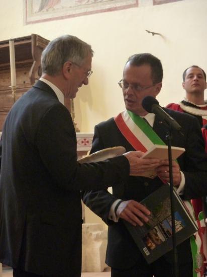 2010 - Délégation Gualdo Tadino