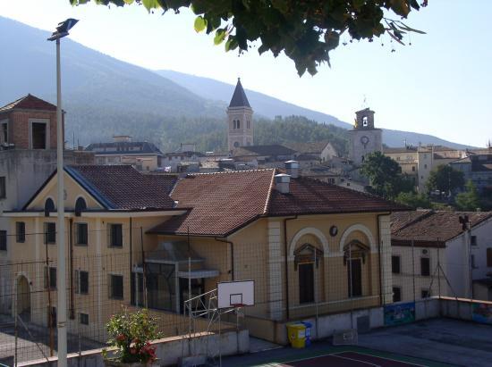 Gualdo Tadino, la ville et ses environs...