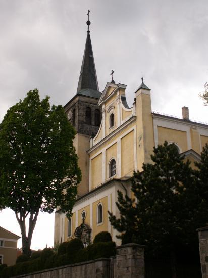 L'église St Pierre et Paul