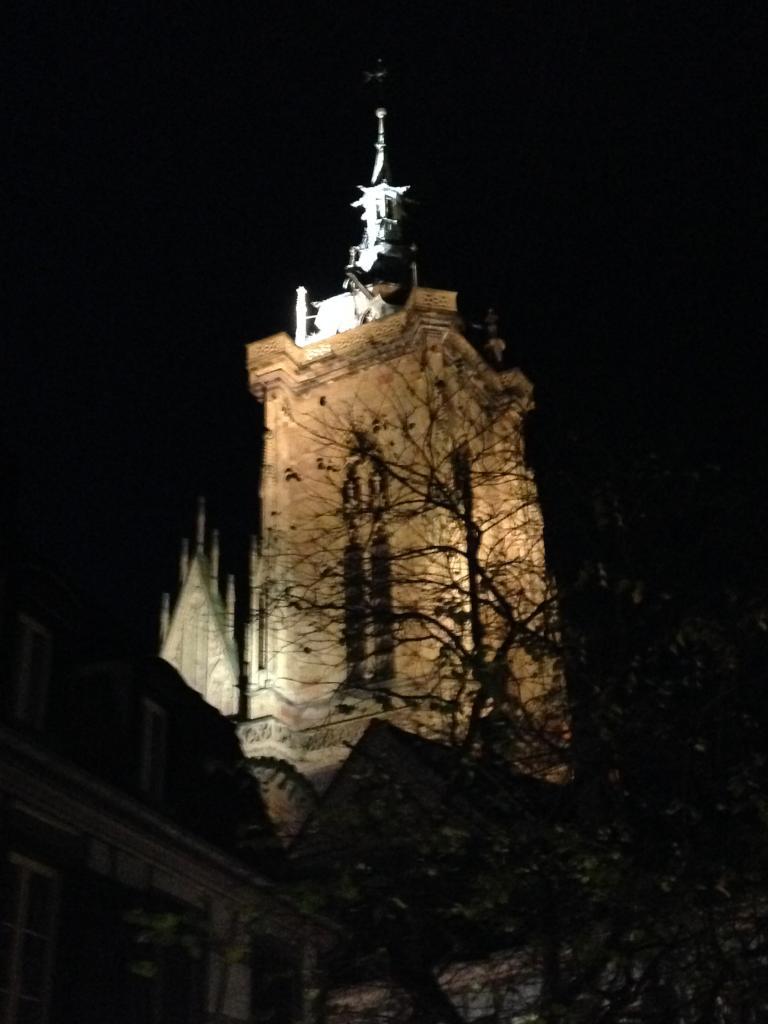 La Collégiale Saint Martin