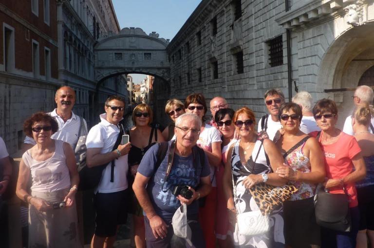 08 09 2014 Venise - le Pont des sourires