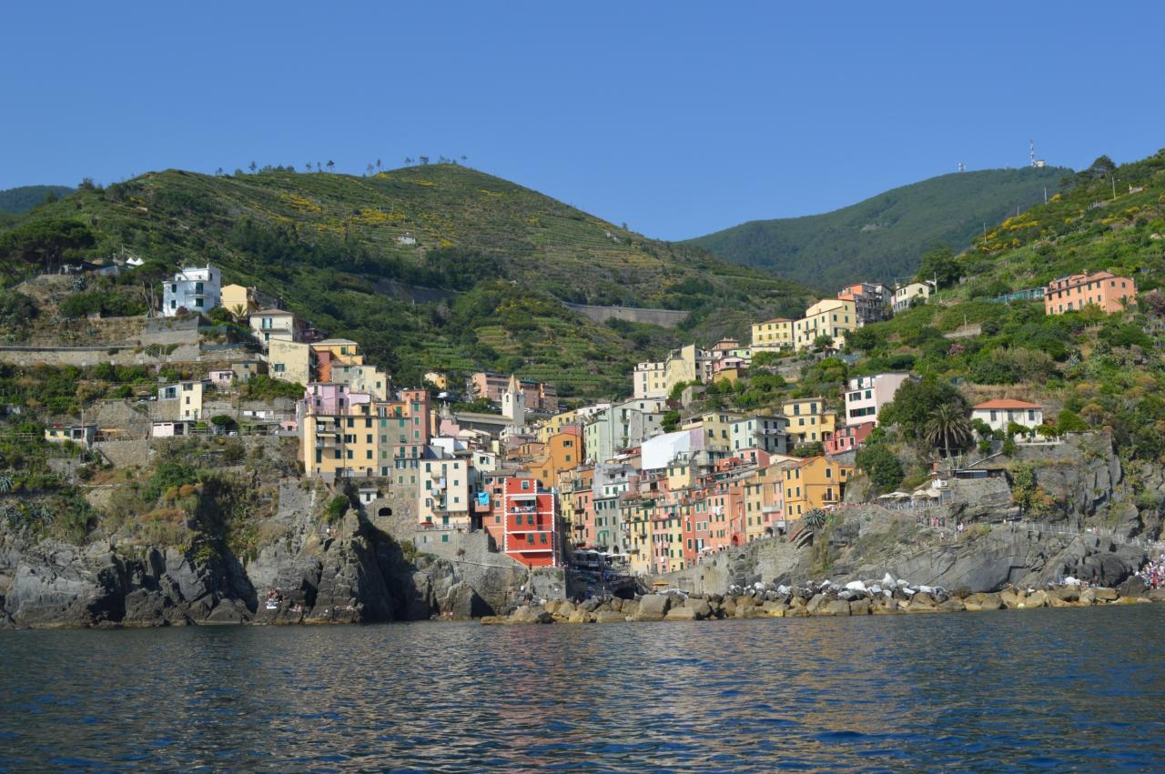 Riomaggiore  1er village