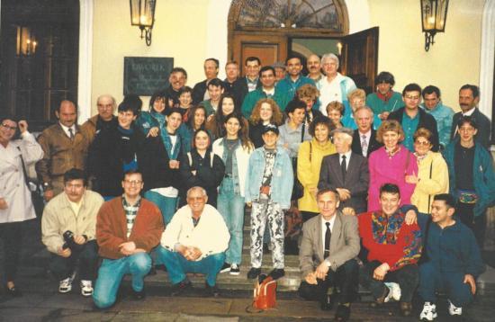 1996-L'Harmonie-municipale à Duszniki