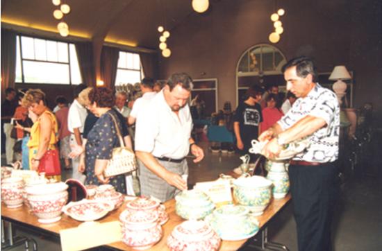 1997. Les céramistes Gualdais