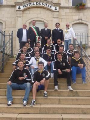 2011- les Tamburini de Gualdo