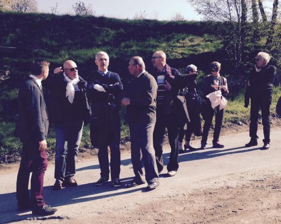 2015 delegation duszniki 1